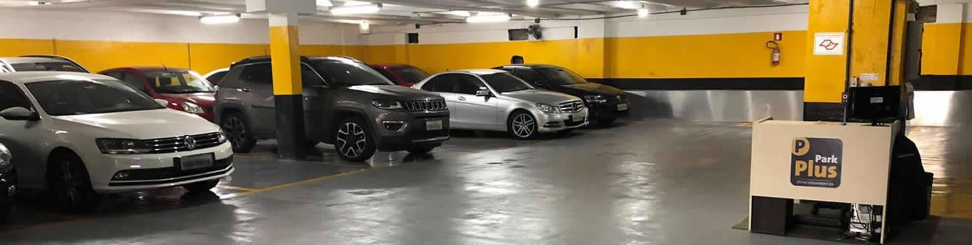 Vagas de Garagens
